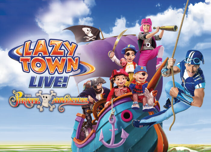 LazyTown Live! The Pirate Adventure