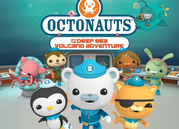 Octonauts and The Deep Sea Volcano Adventure Live!
