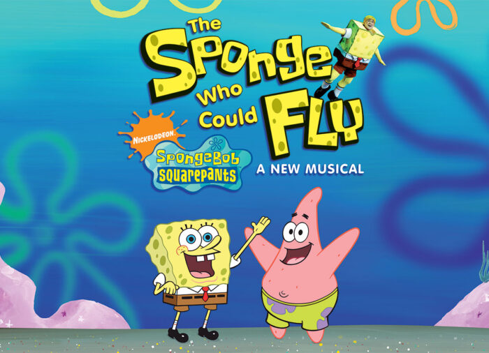 SpongeBob SquarePants: The Sponge Who Could Fly